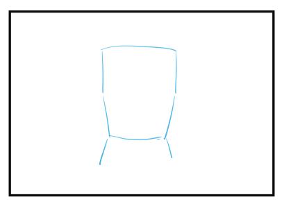 腕組みの描き方 漫画イラストの人物キャラクター描画 Tips